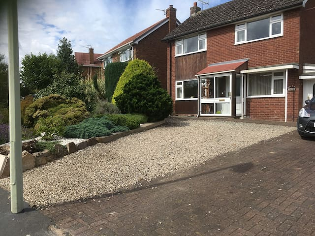 Quiet home in a sought after area of Oswestry.