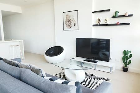 NEW high level two bedroom apartment @Olympic Park