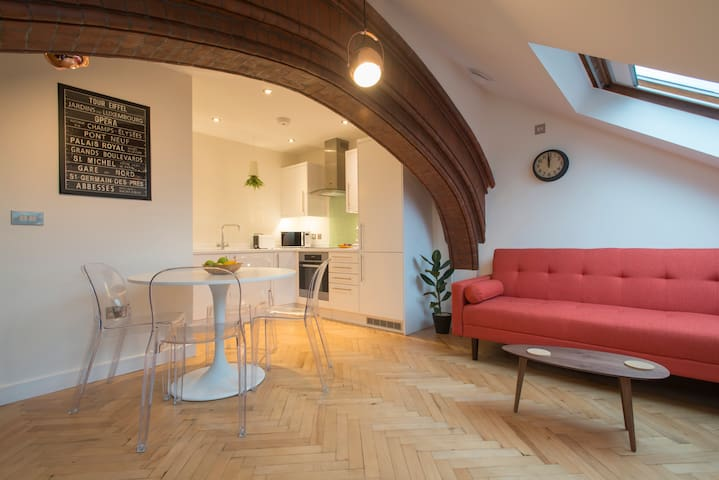 Beautiful apartment in Norwich City - Norwich - Lägenhet
