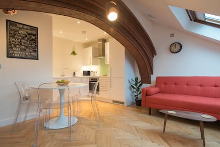 Beautiful apartment in Norwich City - Norwich - Lejlighed