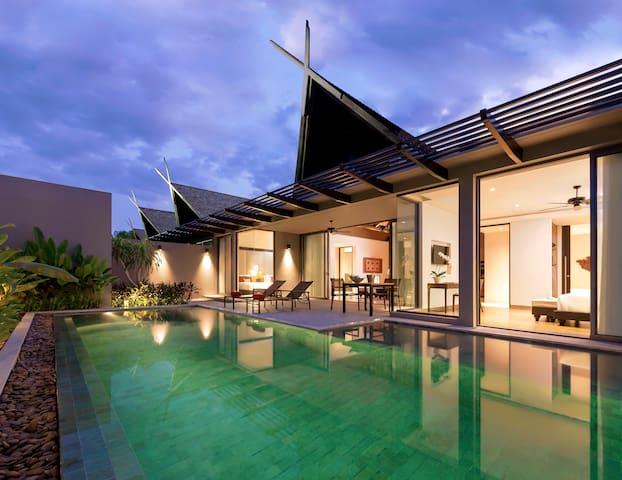 Luxury Two Bedroom Pool Villa - Tambon Mai Khao - Villa