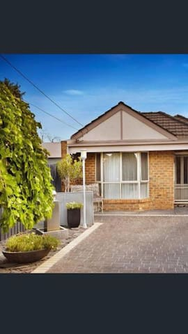 Grapevined Courtyard Outlook - Keilor East