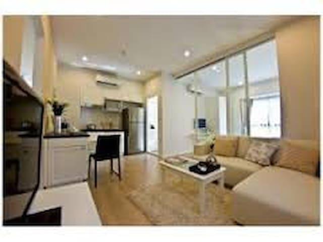 S1 condominium BKK Rama 9 Thailand - Bangkok