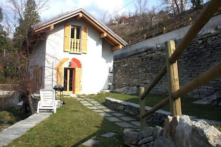 B&B Popai***'La Suite'Le Coin Perdu - Montecrestese - Bed & Breakfast