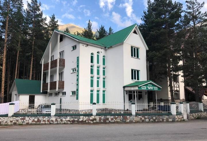 Отель Чыран-Чегет