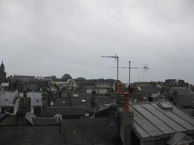 Les toits - Trouville-sur-Mer - Flat