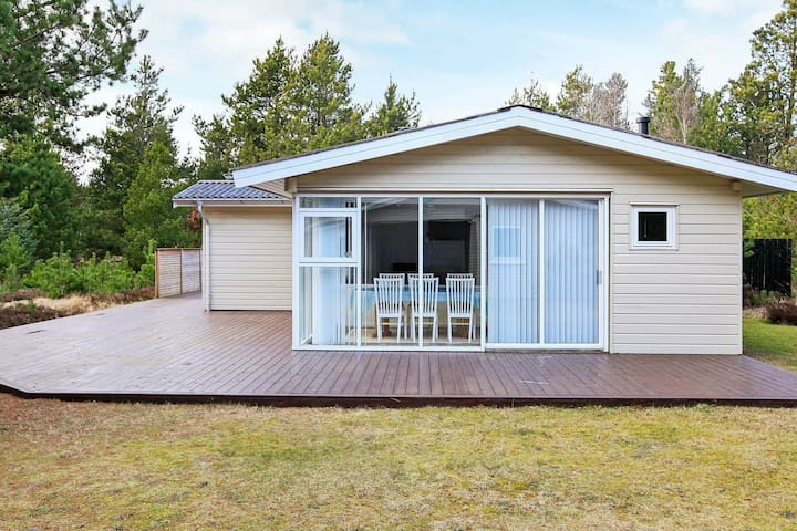 Gorgeous Holiday Home in Jerup near Sea