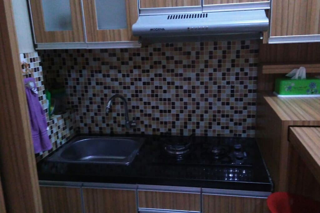 Dapur + Kitchend Set