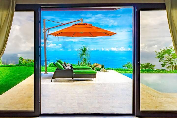 Incredible Views Villa on Pacific Coast