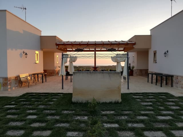 Il giardino dei tramonti