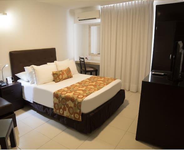 Habitación Estándar Doble Hotel Playa Club
