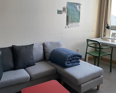 Cozy Studio room 거제 #터미널주변