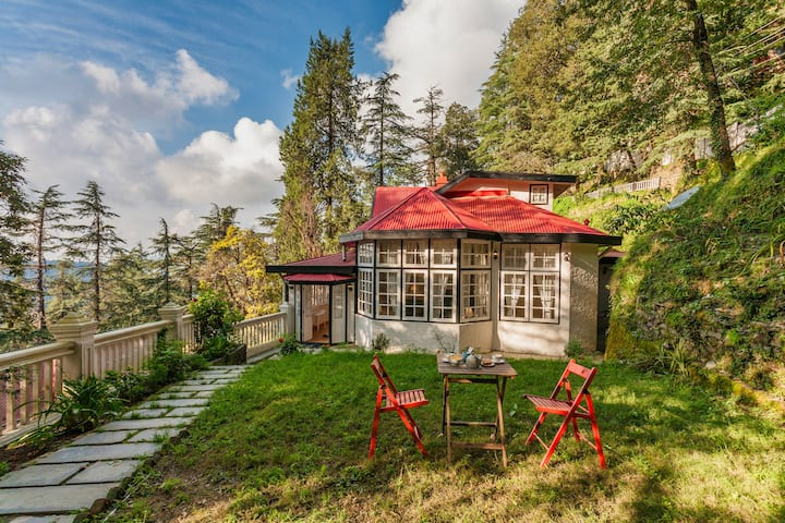 Norwood Cottage, 4 BR villa near Shimla Mall Road