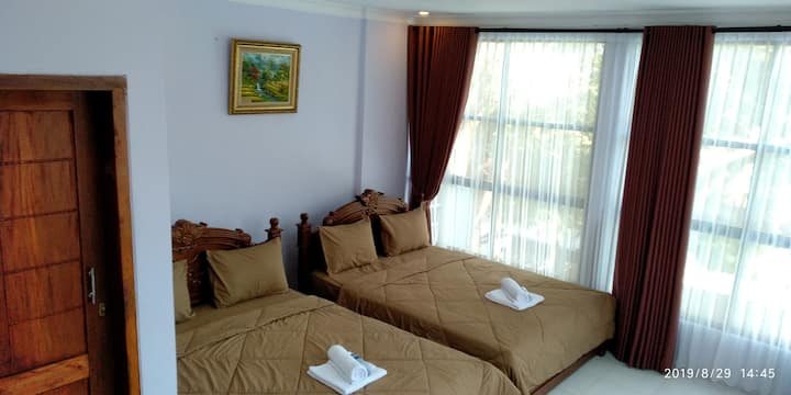 Villa Kemarang, New Private Room 26 (upstair)