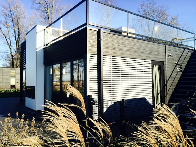 *NEW* Modern BeachHouse / Veluwemeer - Hulshorst - Bungalo
