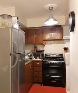 Habitacion privada en apartamento compartido.