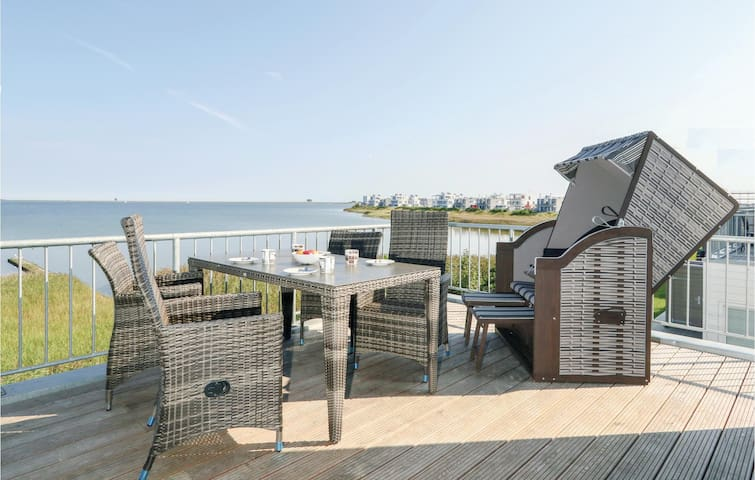 Holiday apartment with 2 bedrooms on 97m² in OstseeResort Olpenitz