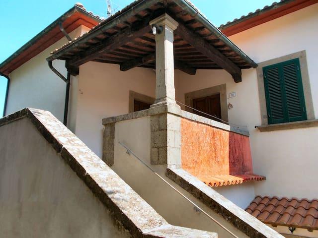 Casa Nilla, una vacanza in Toscana - Arcidosso - Apartment