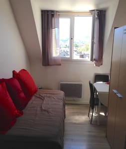 Furnished studio apartment Chambéry city center - Chambéry