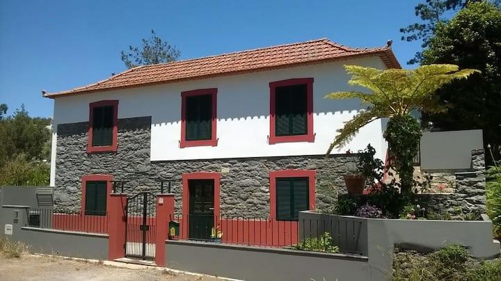 Maison Rurale a 15 minutes de la Ville de Funchal