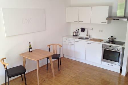 Helle Wohnung mit Garten in Zentraler Lage - Darmstadt