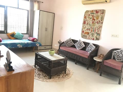 Private Rooms Sec 80 Airport Rd Mohali Chandigarh
