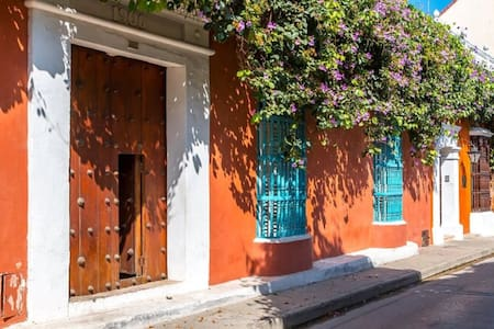Cozy in Historic City of Cartagena - Cartagena - Appartement