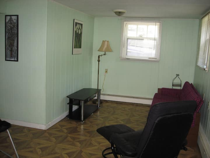 1BR in Historic Halifax w/ Parking & Private Entry