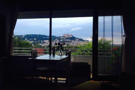Toller Panoramablick auf Marburg! - Marburg - Apartment