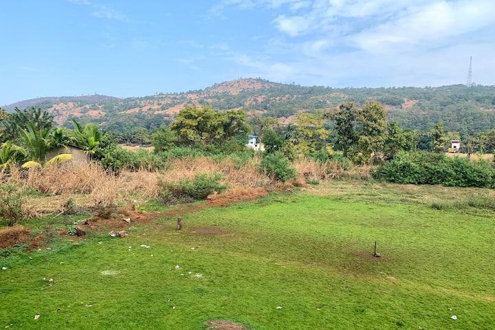 Shubham Harnai Holidays - Hill View with Kitchen