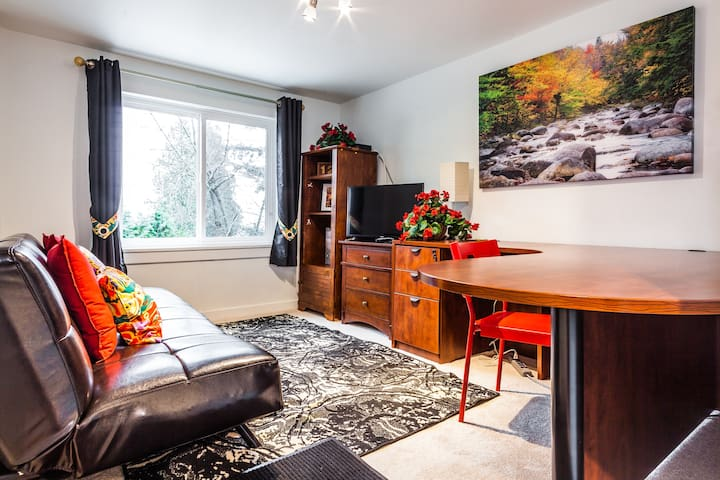 Lovely Lynn Valley Loft - Long term considered