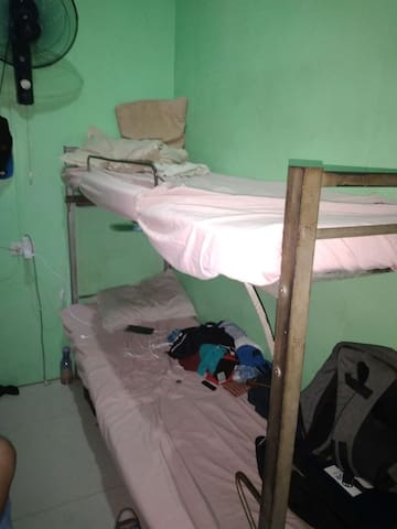 chit Mariner's dormitory
