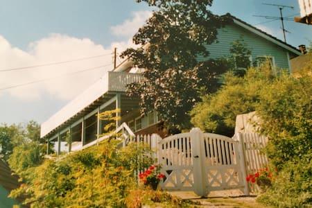 Møllerodden på vakre Kråkerøy - Fredrikstad - House