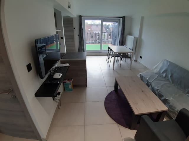 Super Appartment in Mons