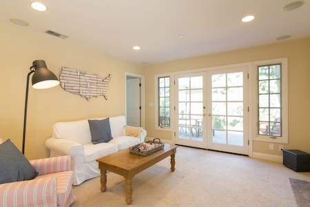 Delightful 2 bedroom / 2 bathroom Guesthouse - Rancho Santa Fe - Guesthouse