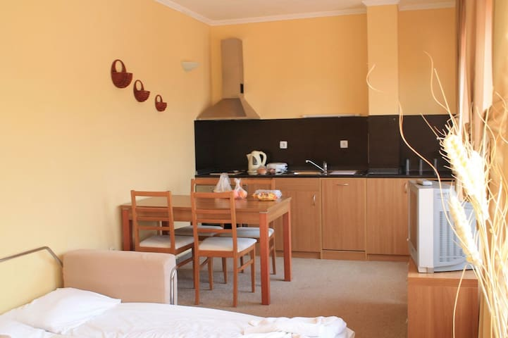 Comfy apartment with wonderful view - Пампорово - Apartemen