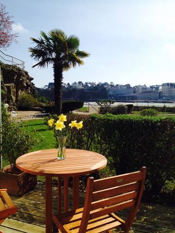 Airbnb® | Dinard – Ferienwohnungen & Unterkünfte - Bretagne ...