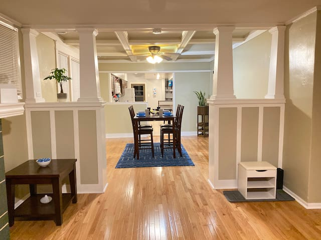 Classic Modern style Home near gorgeous Frick Park