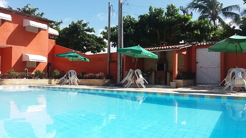DOUBLE SUITE - PORTO DE GALINHAS/PE - SOL DE PORTO - Ipojuca - Bed & Breakfast