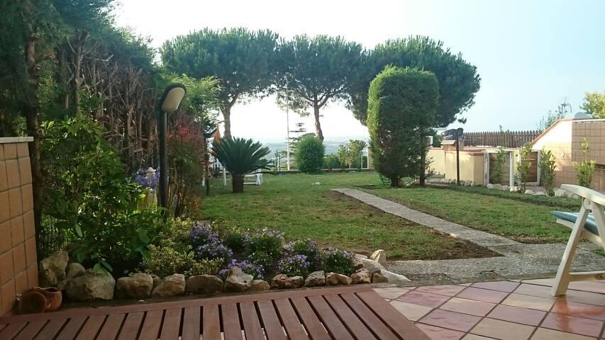 La casa con il giardino - Pozzuoli