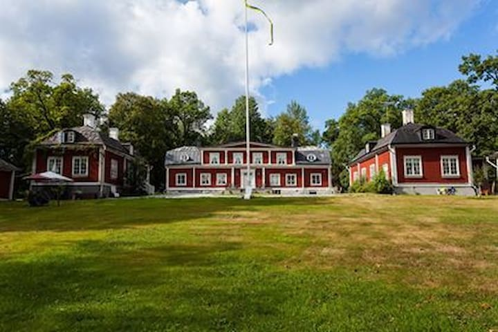 A royal mansion from the 18th century