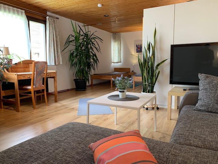 Apartment für 2 bis 3 Zusätzlich Zimmer möglich!