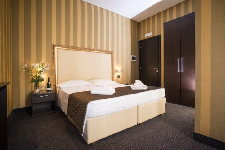 Matrimoniale deluxe double/twin room VP207