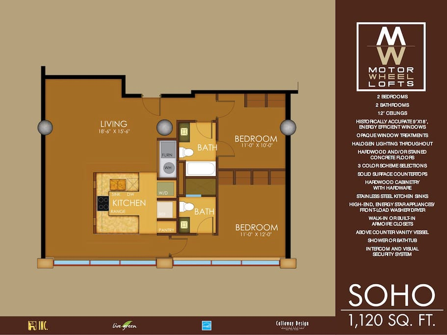 Loft Apartments Lansing Mi