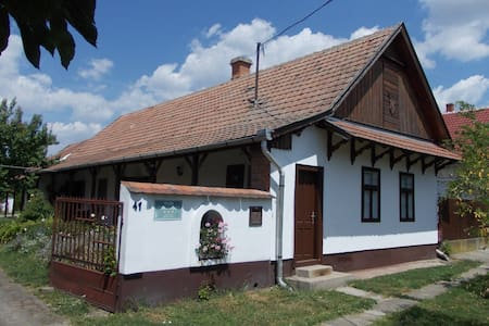 Csillik Vendégház,Tiszanána - Tiszanána - Huis