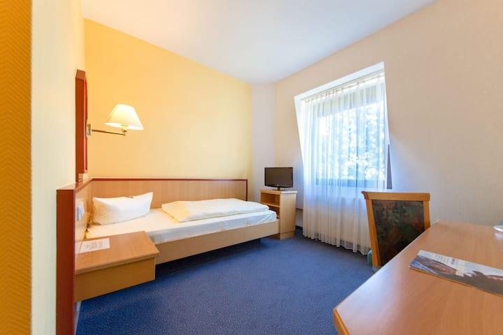 Montana Hotel Nürnberg-West (Oberasbach), Einzelzimmer