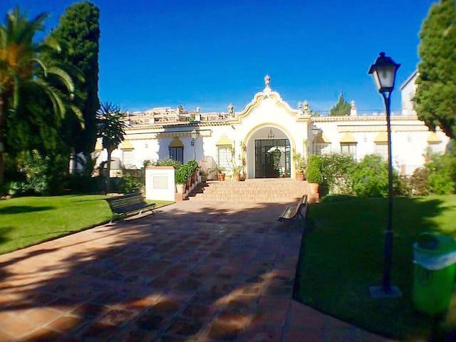 Studio in a wonderful residence in la Carihuela