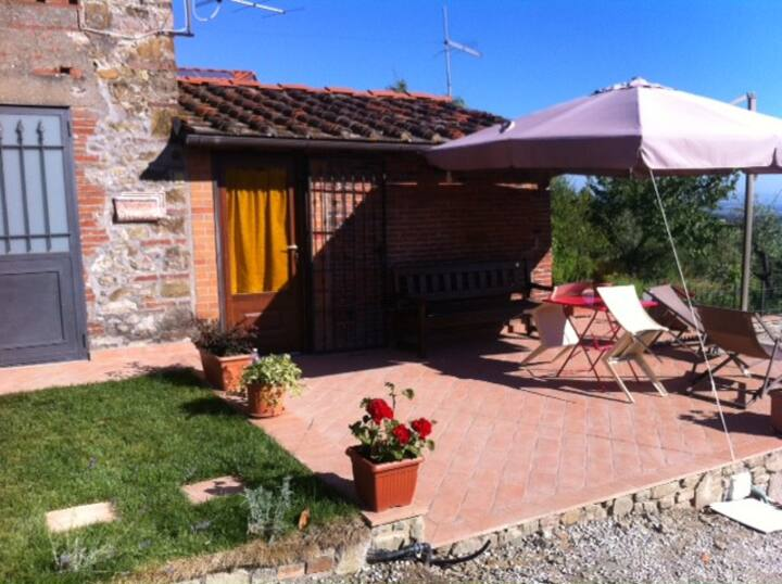 Country House in the heart of Tuscany (Collodi)