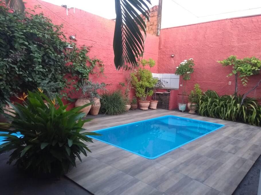 piscina diurna
