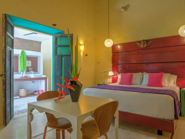ORANGE TREE SUITE AT HACIENDA SAN JOSE PACHUL
